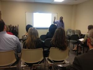 Brennan Center client empathy workshop