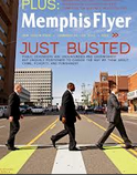Cover of the Memphis Flyer (2012)