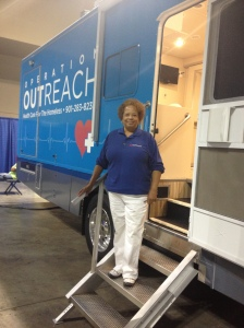 Janice Taylor, Dir. of Operations Baptist Outreach for the Homeless has seen her patients succeed after receiving help at Street Court.