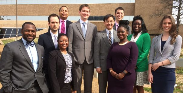 The Shelby County Public Defender's 'Gideon's Promise' classes of 2012 & 2013.