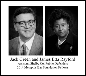 2014 Memphis Bar Foundation