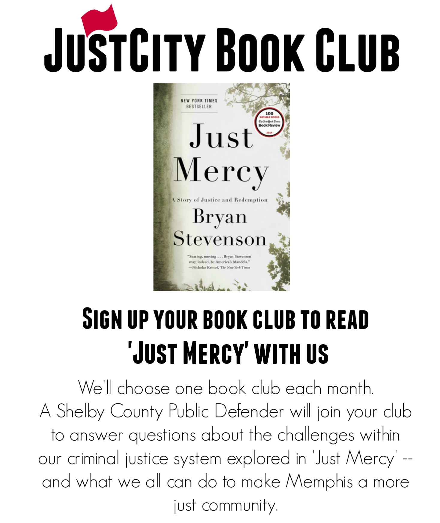 JustCity book club blog V.3
